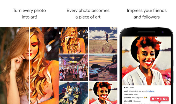 Prisma to bring video editing in several weeks