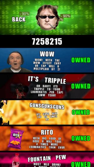 """Bestes """"Klicker"""" Spiele auf iOS, Android: erforschen dank Meme, der US-Politik, und die Grundrechte des Kapitalismus"""