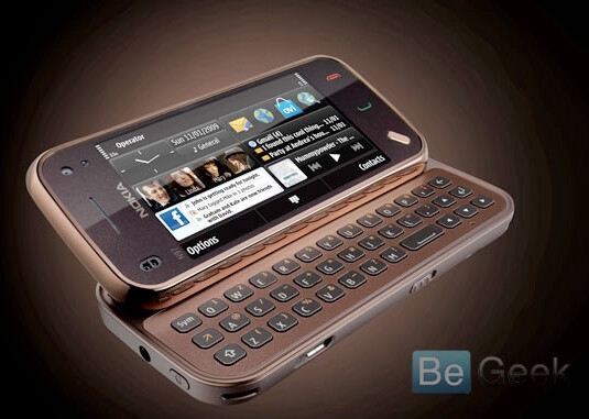 """N97 Mini - """"Official"""" snapshots of the still unnannounced Nokia N97 Mini and N900"""