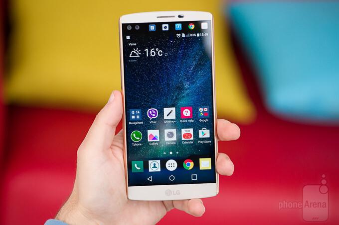 LG sold 13.9 million smartphones in Q2 2016, confirms new V series phone (V20?)