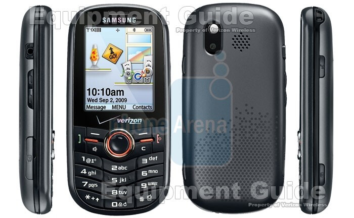 I need a driver for Samsung intensity sch-u450 cellphone