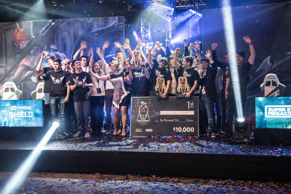 Pretty much what you can expect from the event - Vainglory Summer Season Championships to be held in Seattle and Cologne this fall