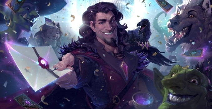 Hearthstone – One Night in Karazhan announced, lets players party at Medivh's tower