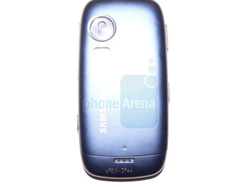 Exclusive images of the Samsung Instinct HD