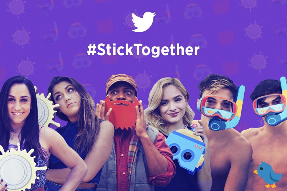 Twitter now offers stickers for the photos that you Tweet - Twitter now offers stickers for subscribers to use on pictures