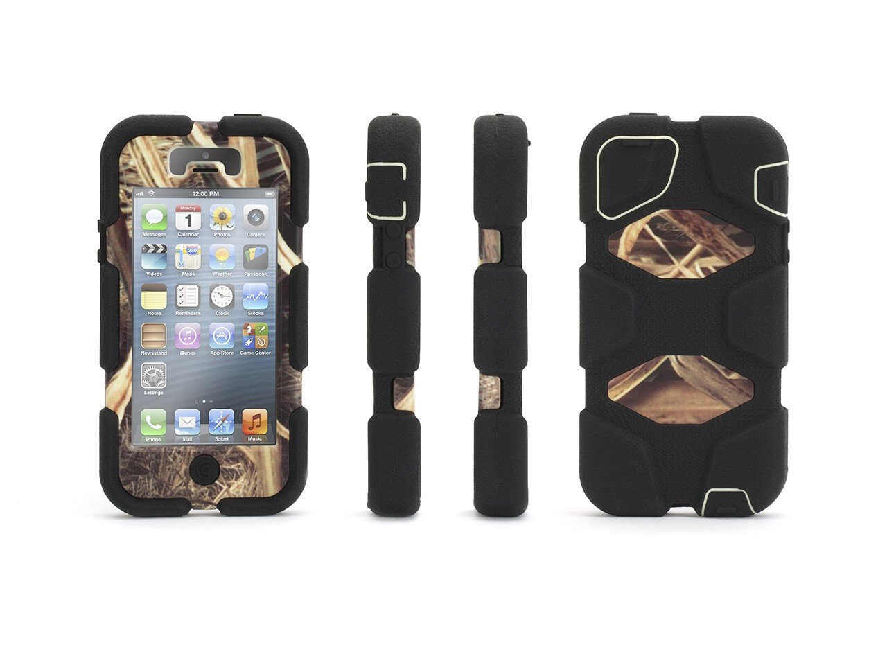 Griffin Survivor Iphone S Case
