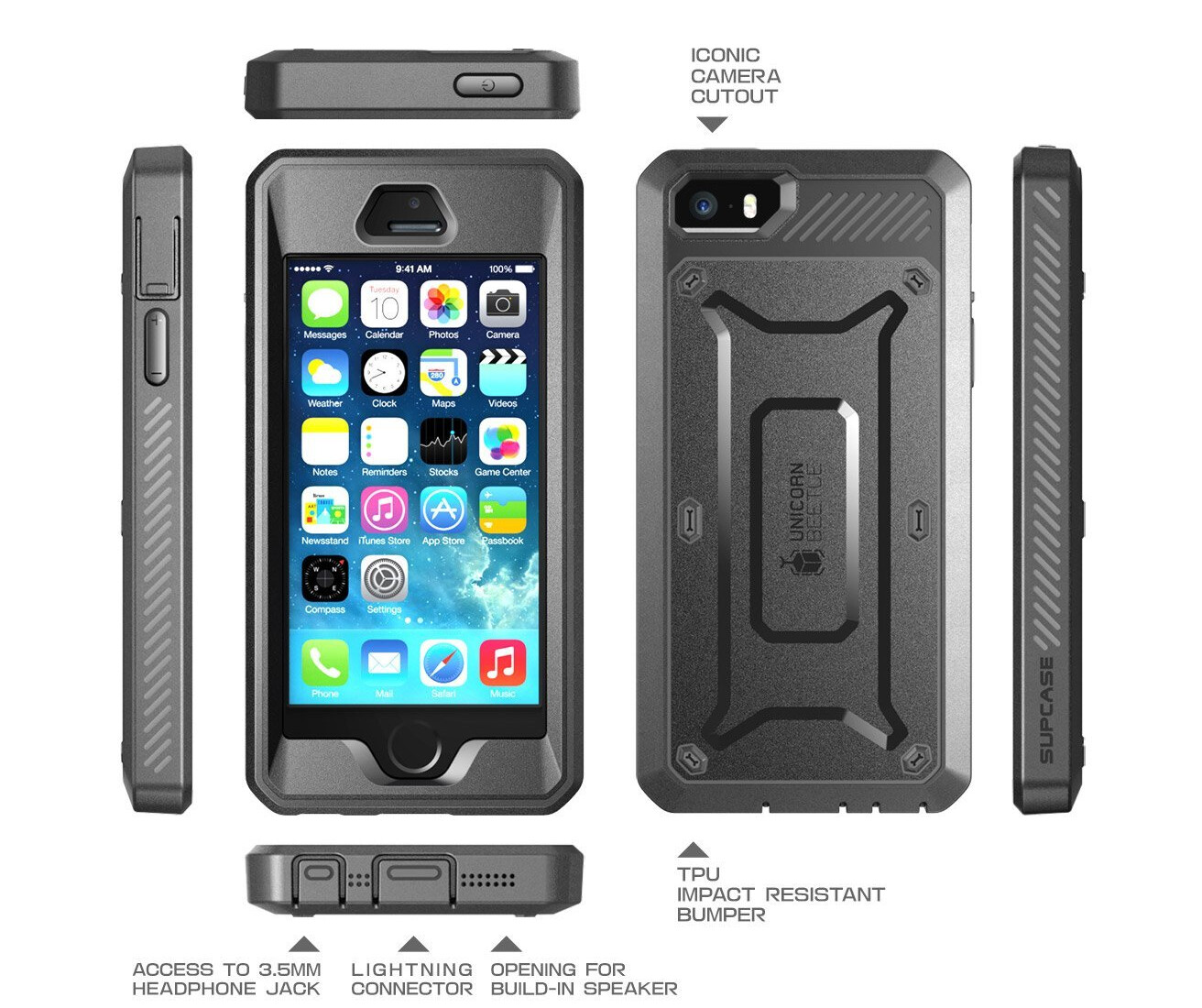 Best Rugged And Armor Cases For The Iphone Se