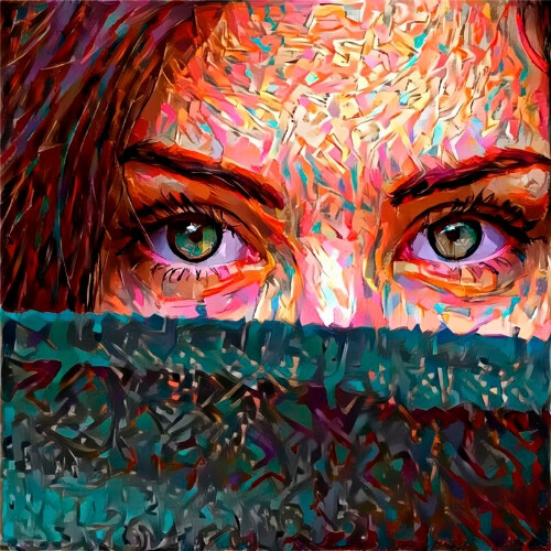 Alter works its magic - Alter is a photo transformation app like Prisma, but with custom styles derived from user-uploaded pictures