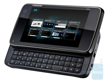 The Nokia N900 is powered by the Maemo 5 platform