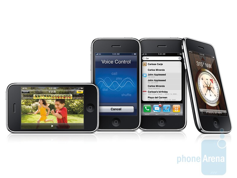 The Apple iPhone 3GS - PureMobile is giving away an Apple iPhone 3GS