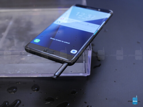 Samsung Galaxy Note 7 hands-on