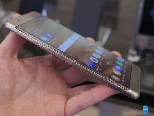 Samsung Galaxy Note 7 hands-on