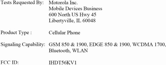 Is this the Morrison? - FCC gives thumbs up to three new models for T-Mobile USA