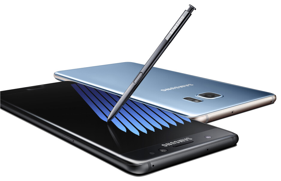Samsung Galaxy Note 7 - specs review