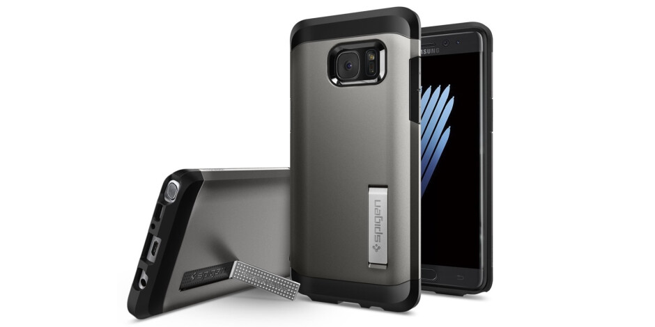 7 fine Samsung Galaxy Note 7 cases to protect your expensive brand-new phablet