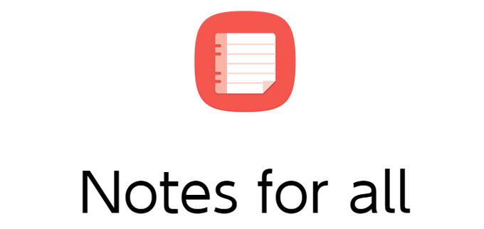 Samsung Notes app on the Samsung Galaxy Note 7 is a hub for all your notes
