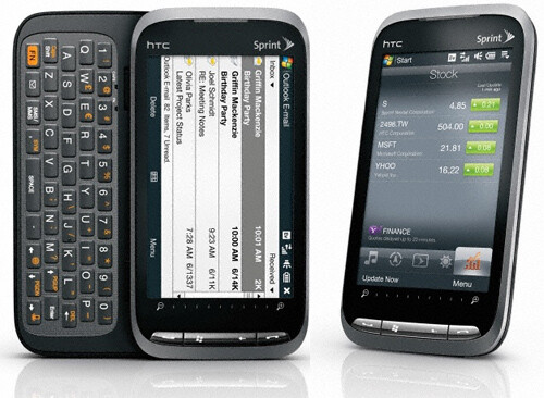 HTC Touch Pro2 gets September 8th launch at Sprint for $349.99