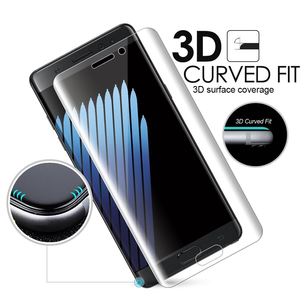 Galaxy Note  Tempered Glass