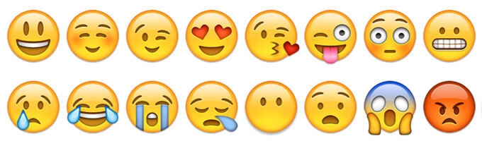 Listen to Siri describe every emoji available on iOS
