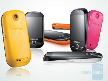The Samsung Corby will come in many different colors
