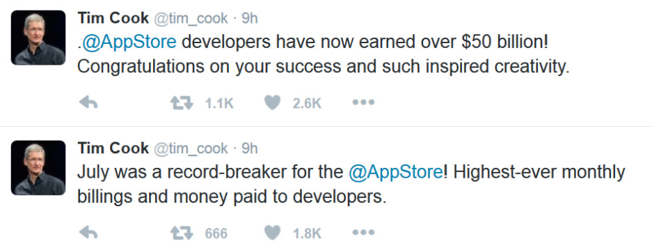 July was a record breaking month for the App Store - Pokemon Go leads the App Store to a record setting July