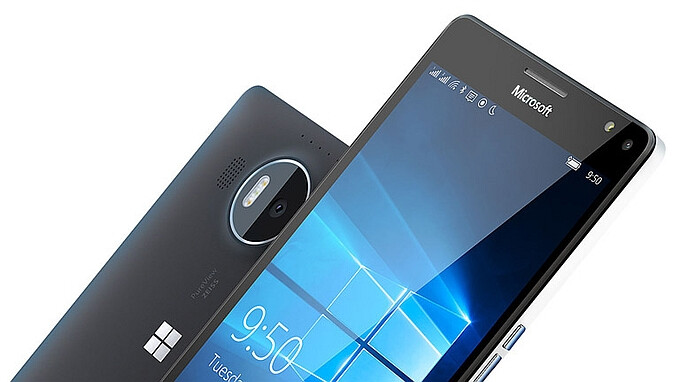 Deal: get the Microsoft Lumia 950 or the Lumia 950 XL at up to 30% off their usual prices