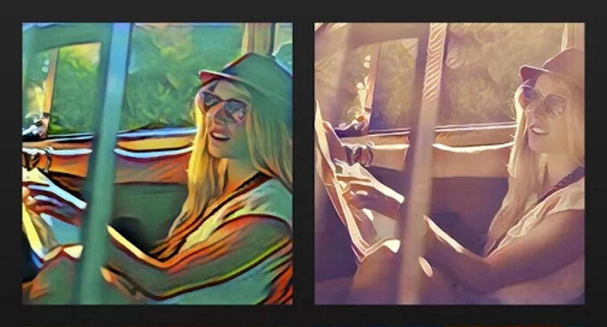 Artisto app does to videos what Prisma does to photos