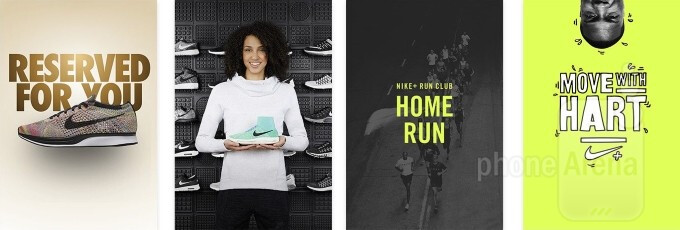Nike+ for Android and iOS becomes a go-to sneaker shopping and training app for fans of the brand