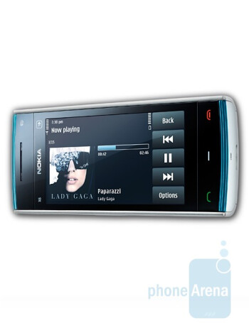 The Nokia X6 to be the most technologically advanced music-oriented handset of the manufacturer