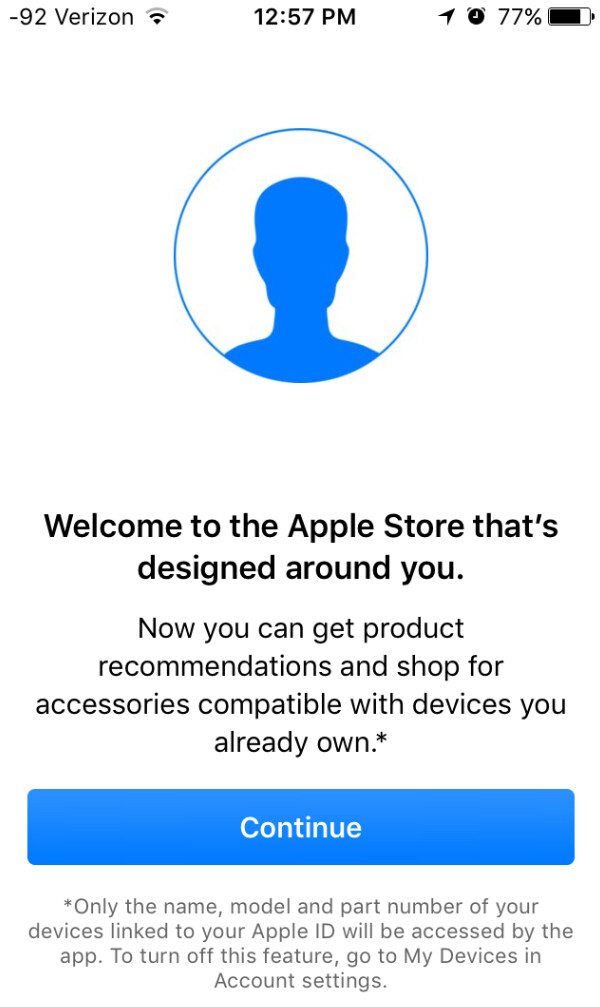 App Store app will now make product recommendations based on your past purchases - Apple Store app will now recommend Apple products based on your purchasing history