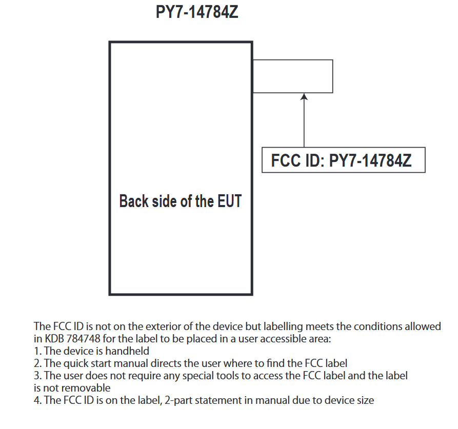 Mystery Sony device called the Kugo or Sony 14784Z is certified by the FCC - Unknown Sony Xperia handset receives FCC certification