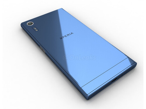 Alleged Sony Xperia XR renders