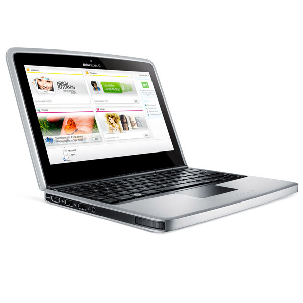Nokia Booklet 3G - Nokia announces the Booklet 3G´s specifications and price
