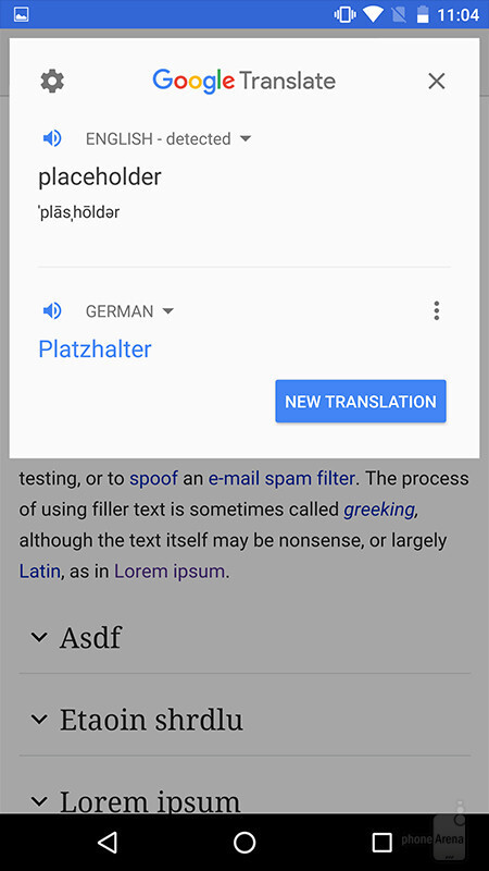 Easy - How to get the Galaxy Note 7 S Pen Translate feature on any Android device (kind of)