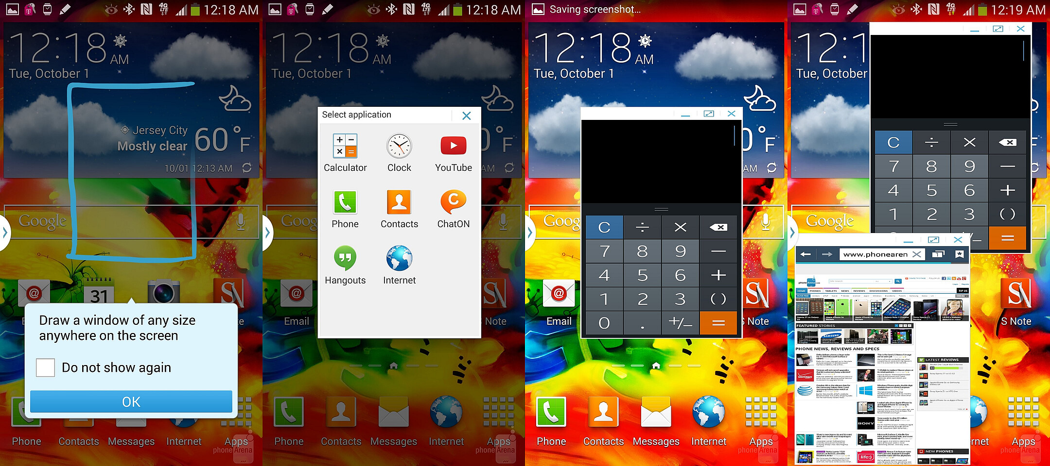 How to use scrapbook on note 3 - Pen Window On The Galaxy Note 3