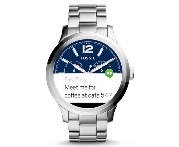 The Fossil Q Founder - New Fossil smartwatches available for pre-order this week