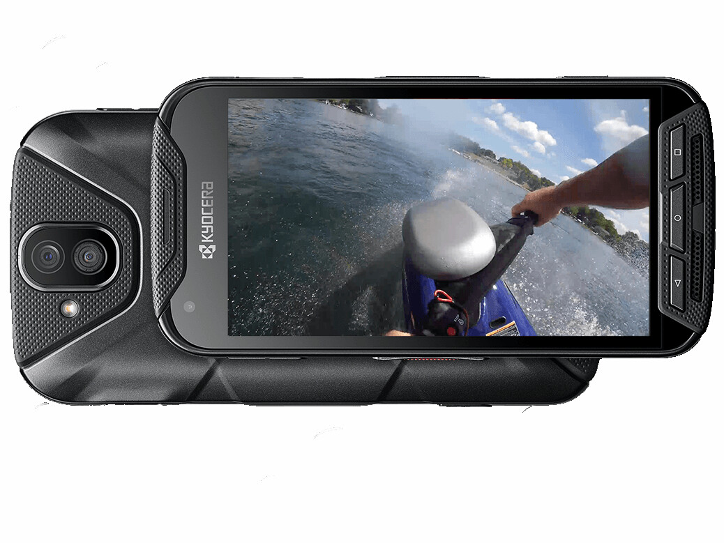 Kyocera Duraforce Pro is the first rugged smartphone to