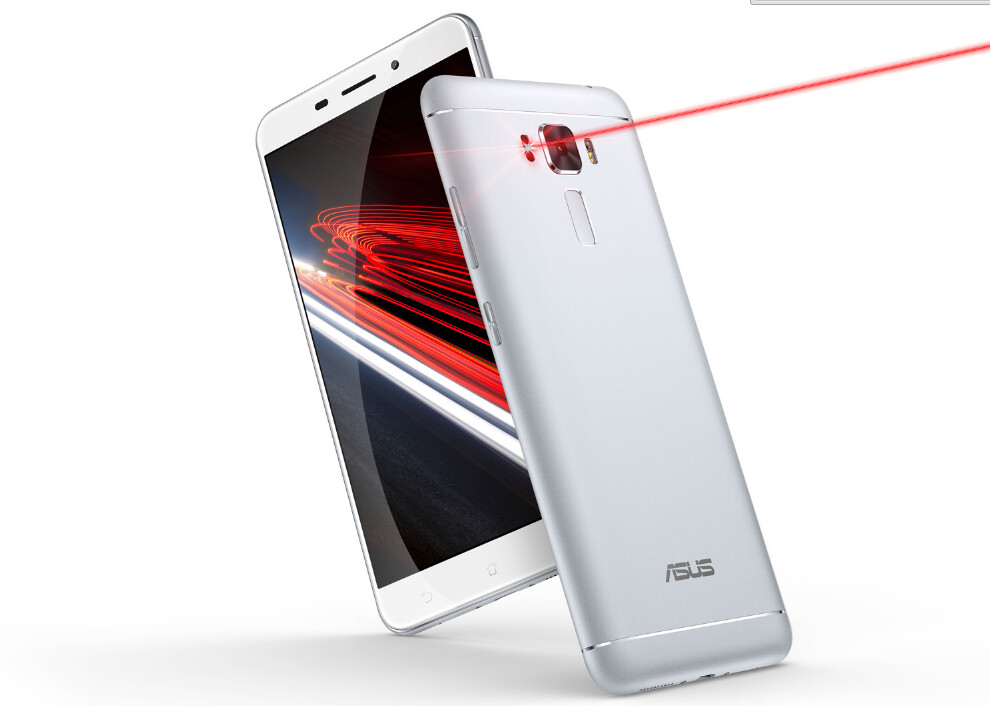 asus zenfone 3 laser promo video showcases the phone 39 s strengths. Black Bedroom Furniture Sets. Home Design Ideas