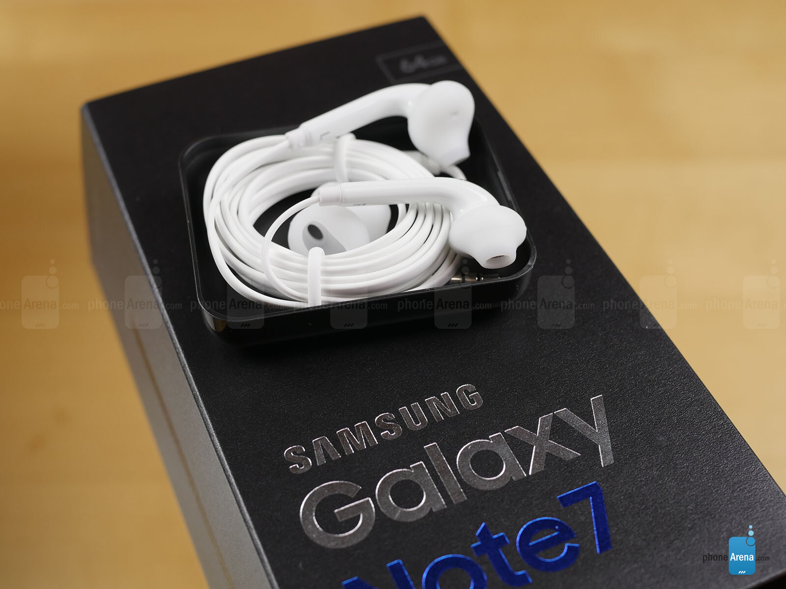 Samsung galaxy note 7 unboxing