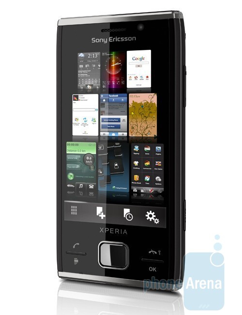 Sony Ericsson XPERIA X2 is the manufacturer's second WM ...