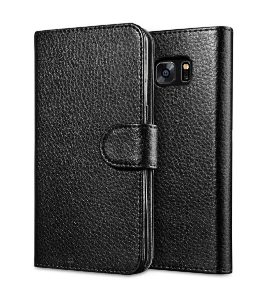 i-Blason Leather Book Wallet Case - 7 magnificent leather cases for the Samsung Galaxy Note 7