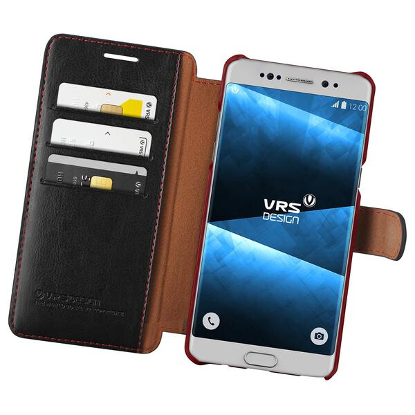 VRS Design Layered Dandy - 7 magnificent leather cases for the Samsung Galaxy Note 7