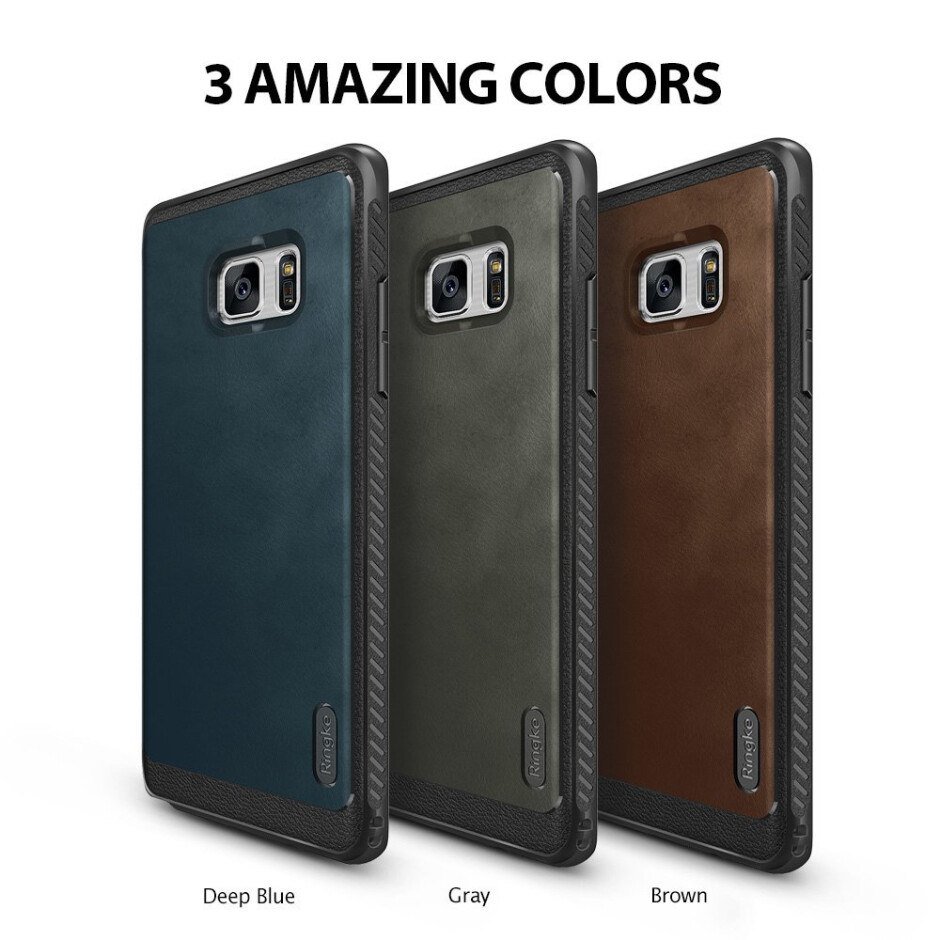 7 magnificent leather cases for the Samsung Galaxy Note 7