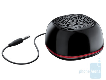 The Nokia MD-9 mini loudspeaker system