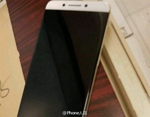 Alleged shots of the LeEco Pro 3