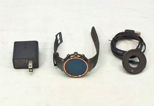 Asus ZenWatch 3 photos leak from the NCC