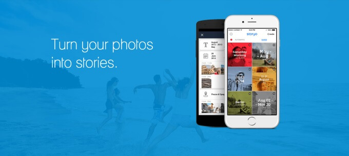 Storyo automatically generates epic videos from your favorite photos