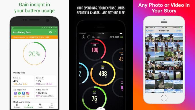 Best new Android and iPhone apps (August 9th - August 16th)