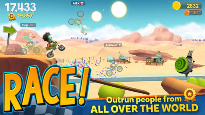 Big Bang Racing - Best new Android and iPhone games (August 9th - August 16th)