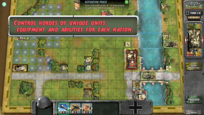 Heroes of Normandy - Best new Android and iPhone games (August 9th - August 16th)